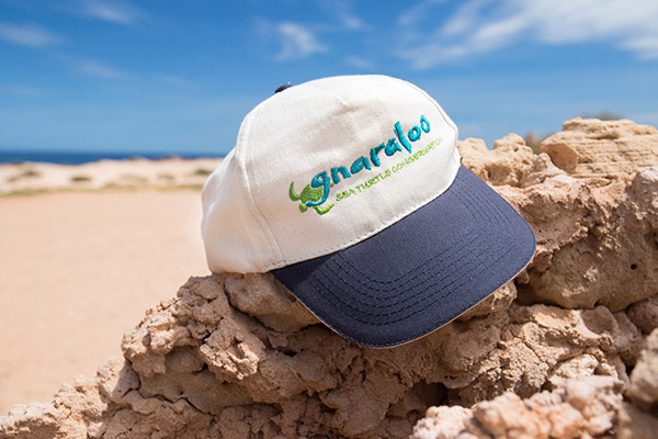 Merch Cap Beige - Sea Turtle Conservation