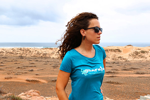 T-shirt Ladies - Sea Turtle Conservation