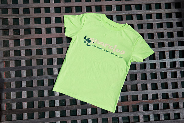 T-shirt Kid - Sea Turtle Conservation