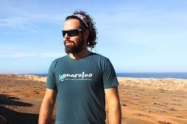 T-shirt Men - Sea Turtle Conservation