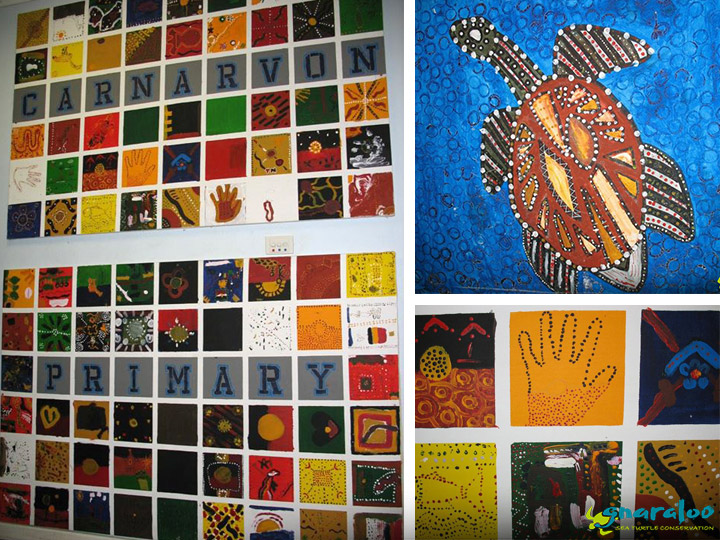 Carnarvon Primary School Art