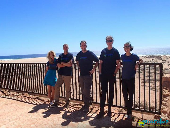 Ningaloo Coast World Heritage Committee Visits Gnaraloo