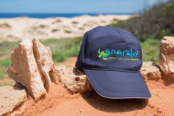 Merch Cap Navy - Sea Turtle Conservation