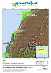Gnaraloo Bay and Gnaraloo Cape Farquhar Rookeries: Maps 2015/16