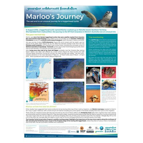 Marloo's Journey