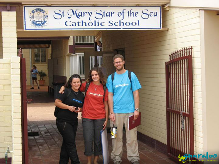 St. Mary Star Of The Sea Catholic School In Carnarvon