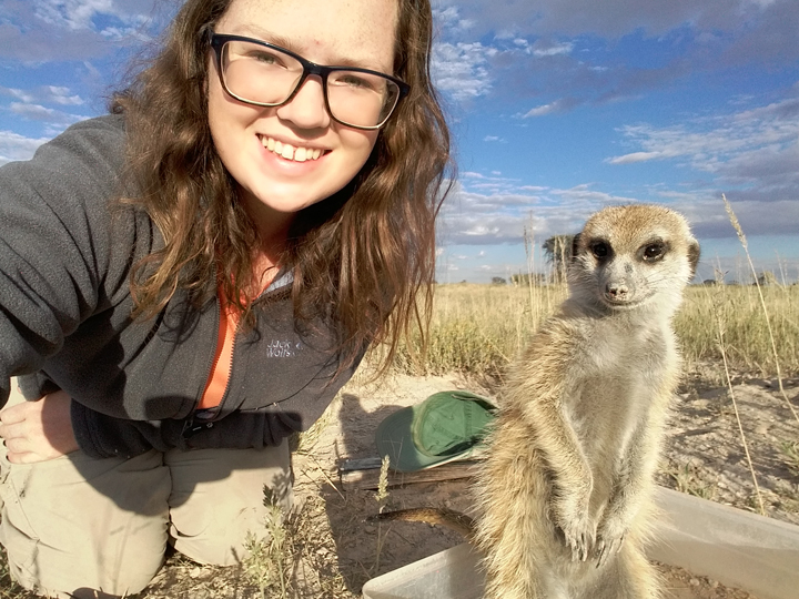 Megan Soulsby, Scientific Intern GTCP Season 2017/18