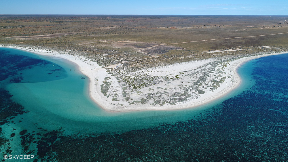 Gnaraloo Bay - Ningaloo Coast World Heritage Area