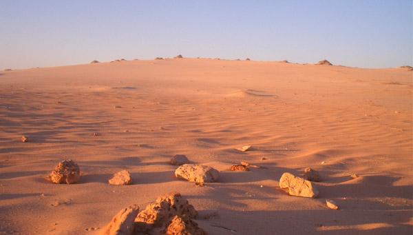 Gnaraloo desert