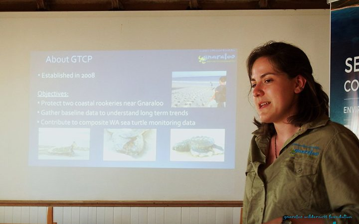 Gnaraloo Turtle Conservation Program Presentation