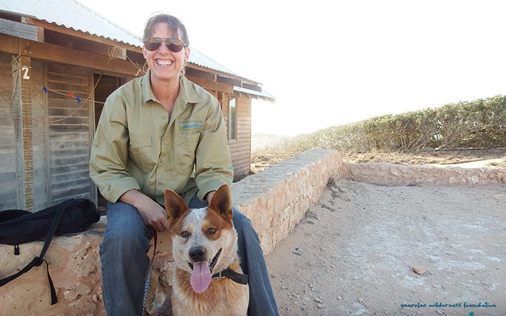 Project Manager Karen Hattingh, Gnaraloo Turtle Conservation Program