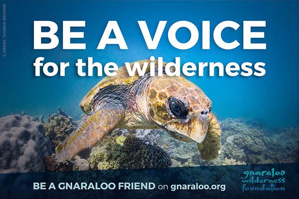Be a Gnaraloo Friend